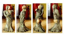 Keramik, Natur, Wald, Fabelwesen