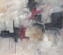 Acrylmalerei, Marcella wagner, Abstrakt, Malerei