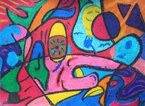 Fantasie, Zeichnung, Lustig, Spiel