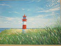 Leuchtturm, Malerei
