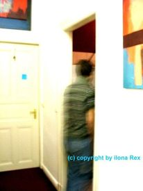 Raum, Kontrast, Perspektive, Menschen