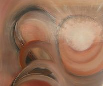 2012, Malerei, Licht, Geschenk