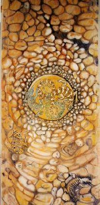 Steinechsen, Kunsthandwerk, Holz u