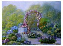 Märchen, Blumen, Stille, Zauber