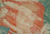 Fresko, Kalkputz, Pigmente, Venus