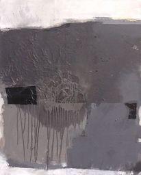 Edel, Grau, Packpapier, Oberfläche