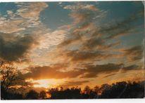 Artbrut, Sonnenuntergang, Fotografie, Lomografie