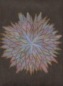 Korbblütler, Artbrut, 2013, Zeichnungen