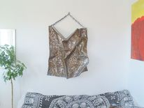 Skulptur, Metall, Kunsthandwerk