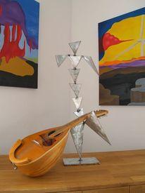 Metall, Skulptur, Kunsthandwerk