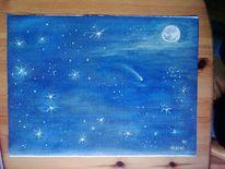 Sternenhimmel, Malerei