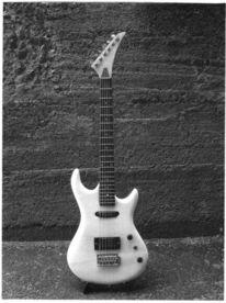 Steingitarre, Kunsthandwerk, Stein, Speckstein