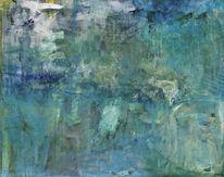 Abstrakt, Modern, Acrylmalerei, Ungegenständlich