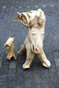 Skulptur, Nasobem, Stern, Architektur