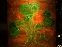 Herz, Liebe, Lovetree, Grün