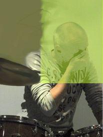 Musik, Grau, Schwarz, Pause