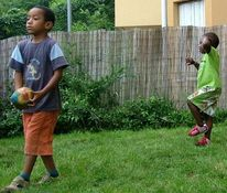 Spiel, Leben, Stadtkinder, Kindheit