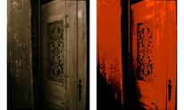 Linie und fläche, Farbwirkung, Fotografie, Architektur