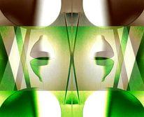 Gegenständlich, Experimentell, Räumlichkeit, Lampe