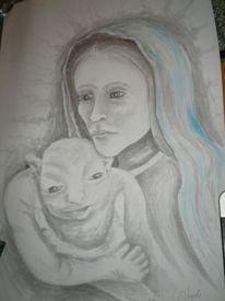 Legende, Jungfrau maria, Teufel, Kind