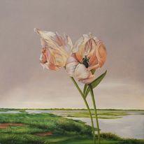 Malerei, Farben, Ölmalerei, Realismus