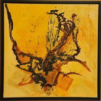 Malerei, Schmetterling