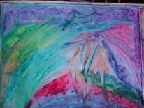 Verlieben, Körper, Stimmung, Gemälde