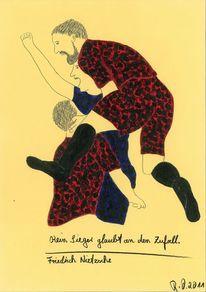 Sportbilder, Nietzsche, Philosophie, Mannschaft