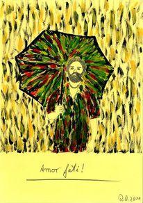 Schicksal, Zigarre, Nietzsche, Regen