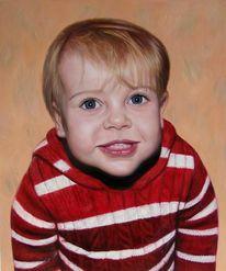 Auftragsarbeit, Porträtmalerei, Portrait, Malen
