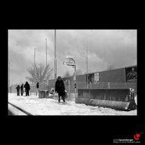 Kalt, Wien, Winter, Fotografie