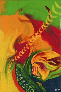 Jayc jay arts, Ölmalerei, Loslassen, Farben