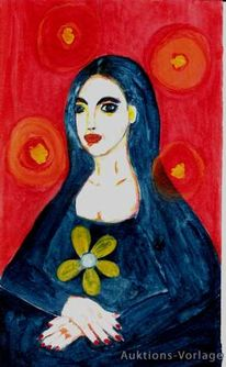 Mona lisa, Gemälde, Portrait, Figur