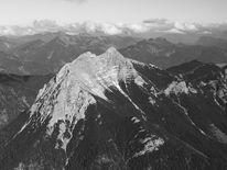 Fliegen, Alpen, Fotografie, Spitze
