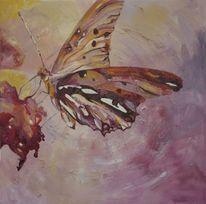 Schmetterling, Frühling, Struktur, Bonbon