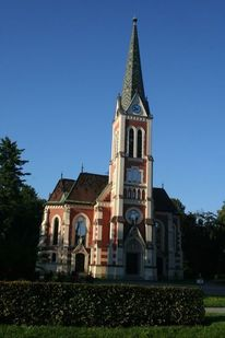 Kärnten, Stadtpark, Kirche