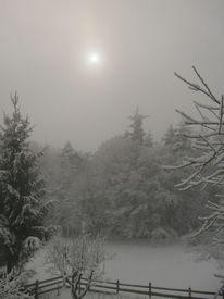 Kärnten, Frühjahr, Schnee