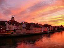 Donau, Magie, Haus, Ort