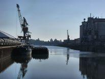 Traumhaft, Donau, Wasser, Hafen