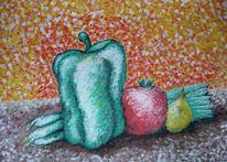 Farben, Gemüse, Paprika, Stillleben