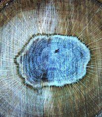 Baum, Struktur, Modern, Digitale kunst