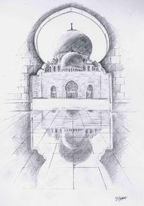 Moschee, Islam, Religion, Architektur