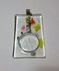 Glas, Glasschmuck, Fusingglas, Fusing