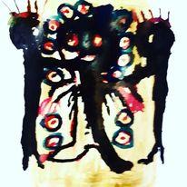 Augen, Herz, Kultur, Malerei