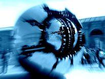 Kugel, Weltkugel, Fotografie, Abstrakt