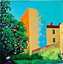Berlin, Gebäude, Malerei