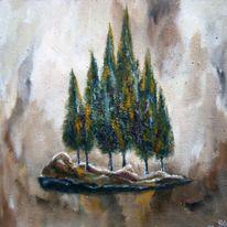Natur, Baum, Wald, Braun
