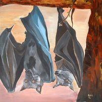 Ölmalerei, Malerei, 2012