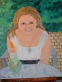 Kultur ohne grenze, Südfrankreich, Hügel, Malerei