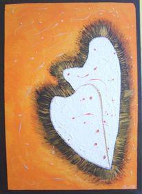 Herz, Feng shui, Malerei